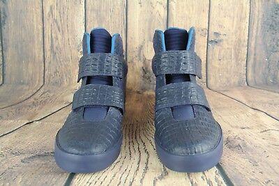 Nike Mens Flystepper 2K3 Premium Midnight Navy Brigade Blue 677473-444 Size 10.5