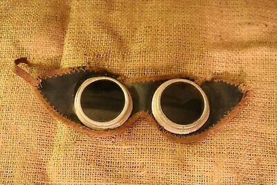 Vintage Welding Cutting Goggles