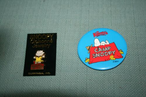 Camp Snoopy and Lucy  Knott