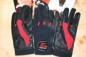 E-Force EForce E Force Racquetball Gloves WEAPON RED COLOR  3-GLOVE RIGHT XL