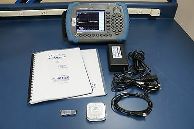 Keysightagilent N9340b 100 Khz - 3 Ghz Handheld Spectrum Analyzer