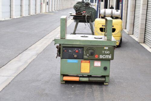 scmi T130 shaper