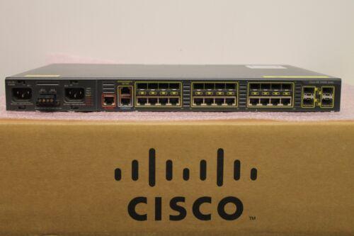 Cisco Me-3400eg-12cs-m 12 Dual -power Supply  (10/100/1000