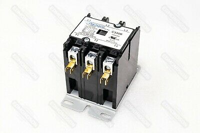Packard C330b 3-pole Contactor 30 Amp 120 Coil Voltage