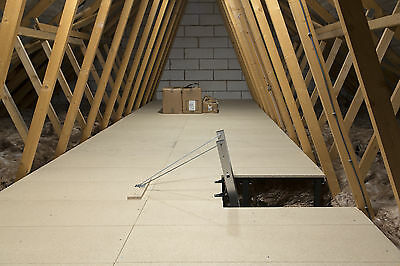 The four stages of boarding your loft with LoftZone kit