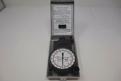 Deumo Mechanical Hand Tachometer New Free Shipping