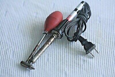 Radioshack 45 Watt Desoldering Iron With Vacuum Bulb Radio Shack 64-2060