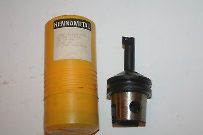 Kennametal Km50 Boring Bar Head Km50-s12e-stfpr11 New