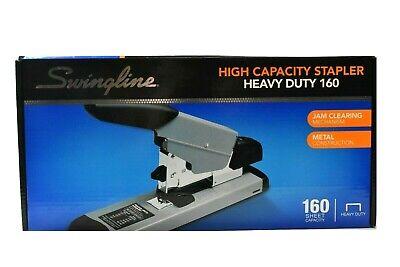 Swingline 39005 High Capacity Heavy Duty 160 Sheet Stapler New