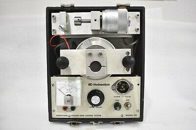 Ird Mechanalysis Model 421 Vibration Pickup And System Tester