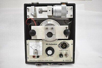 Ird Mechanalysis Model 421 Vibration Pickup And System Tester