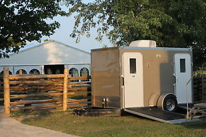 LUXURY PORTABLE RESTROOMS-AIRCONDITIONED Kawartha Lakes Peterborough Area image 7
