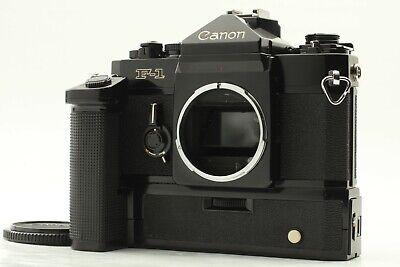 【NEAR MINT】CANON F-1 35mm SLR Film Camera Body w/Power Winder F #FedEx Shipping