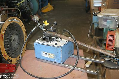 Otc Model B Two-stage Hydraulic Hand Pump 10000