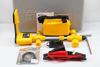 Vivax Metrotech Vm-850 Rx Vm850-tx Cable Pipe Fault Locator Utility Transmitter