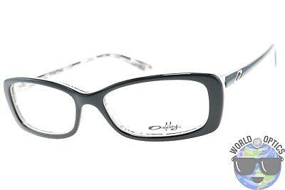 Oakley RX Eyeglasses OX1071-0653 Women's Cross Court Black Frame [53-15-135]