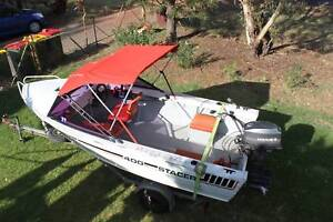 4.1M Stacer Runabout