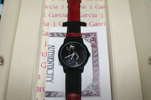 Rare Blue Grass Musician 1 Limited Edition Jerry Garcia Art Watch 1 of Only 300!