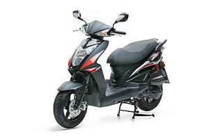 2016 Kymco Agility RS 125 No deposit Interest free finance Homebush Strathfield Area Preview