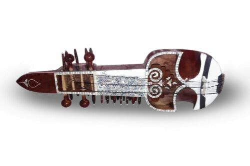 High Class West Rajasthani Musical String Sindhi Sitar Instrument Sarangi Sarnga