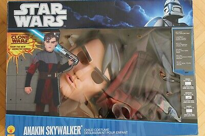 Anakin Skywalker Clone Wars, Karneval, Jungenkostüm, Gr. M - Anakin Skywalker Kostüm