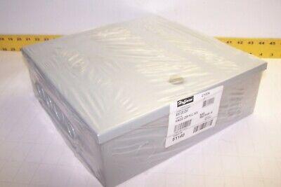 New Hoffman Hinged Cover Pull Box Ahe12x12x4