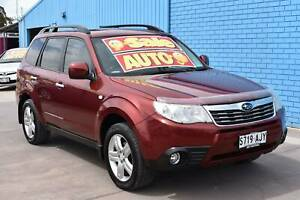 2010 Subaru Forester S3 XS Wagon 5dr Spts Auto 4sp AWD 2.5i [MY10 Enfield Port Adelaide Area Preview