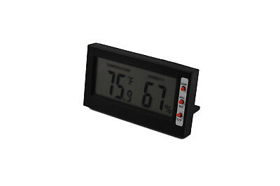 Wireless Digital Thermometer Reptile Lizard Bearded Dragon Crested Gecko Snake