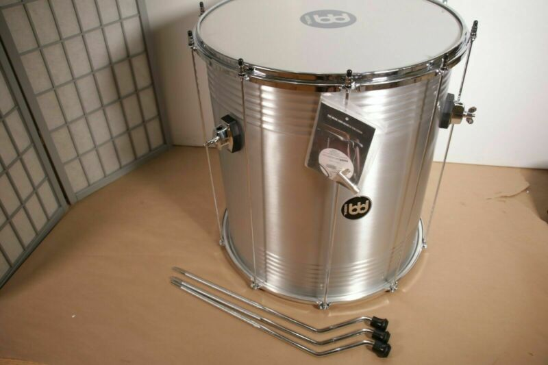 "Meinl Percussion Traditional Stand alone Surdo  22"" x 24"" Aluminium SU22-L"