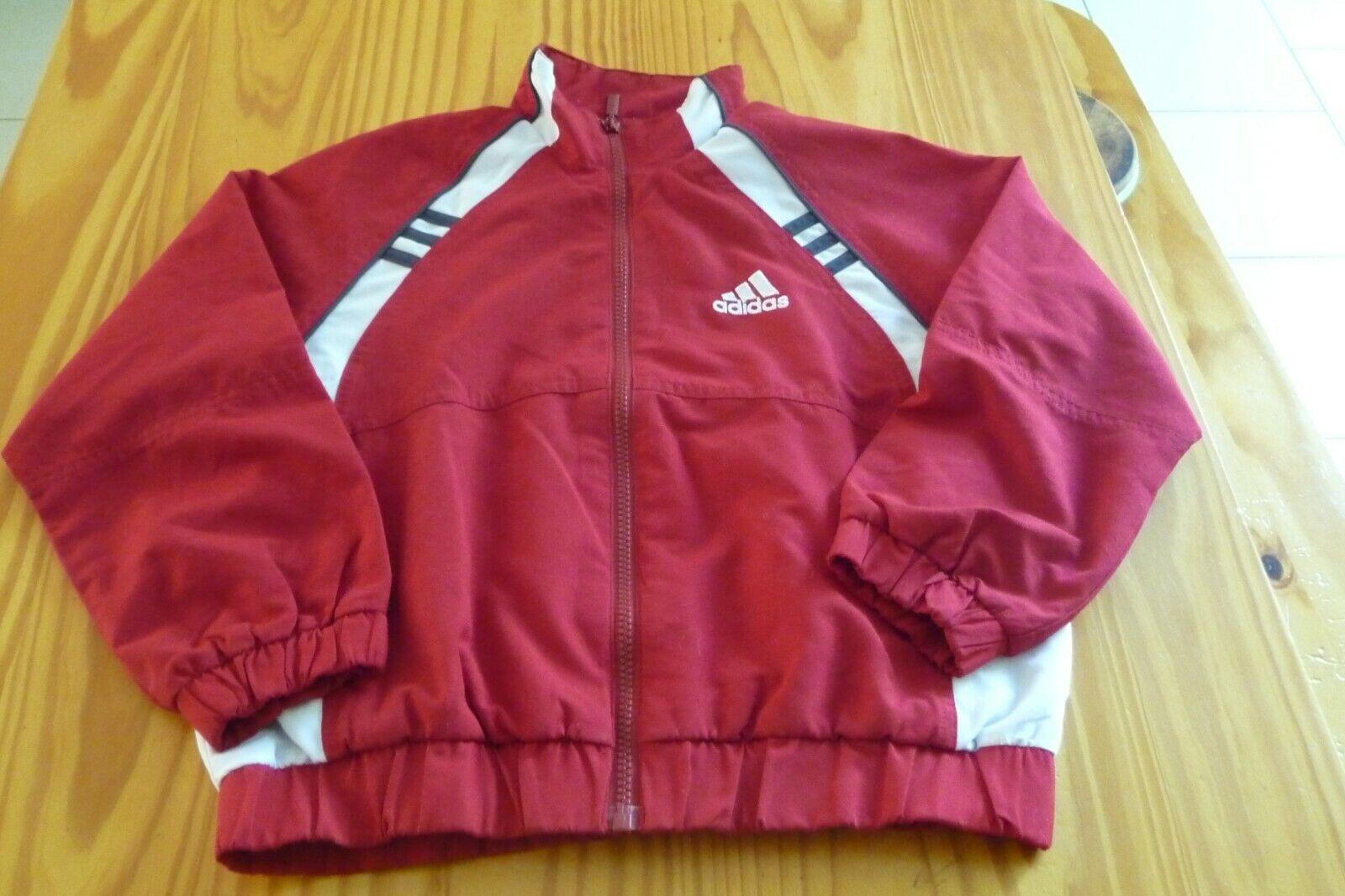 Veste de survetement/jogging adidas taille 8 ans