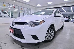 2014 Toyota Corolla LE ONE OWNER,NON-SMOKER, POWER GROUP,BLUETOO