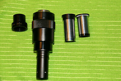 Diagnostic Instruments 1x C Mount Adapter Or Digital Camera Olympus Lenses