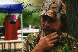 MOUNTAIN-MAN-Signed-Photo-DUCK-DYNASTY-COA-A-E-AUTOGRAPH-Tim-Guraedy