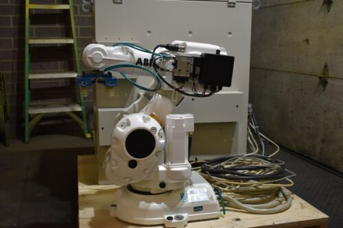 ABB IRB 140 with S4C Plus controller. Clean room Robot Fully Tested and working