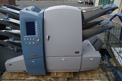 Pitney Bowes Di500 Folderinserter Wvertical Power Stacker Pitney Bowes Di 500