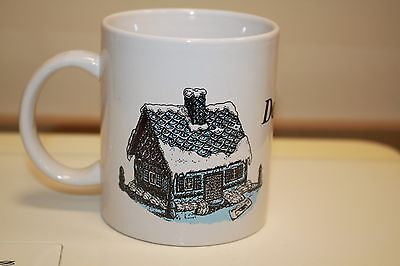 Atlanta Journal Constitution Ajc Coffee Mug 2006 Happy New Year Snow Home B12