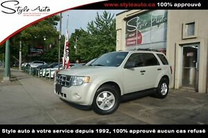 2009 Ford Escape XLT AWD CUIR