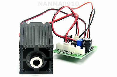 Focusable 100mw 980nm Infrared Ir Laser Diode Module Dot 12v Ttl Fan Cooling