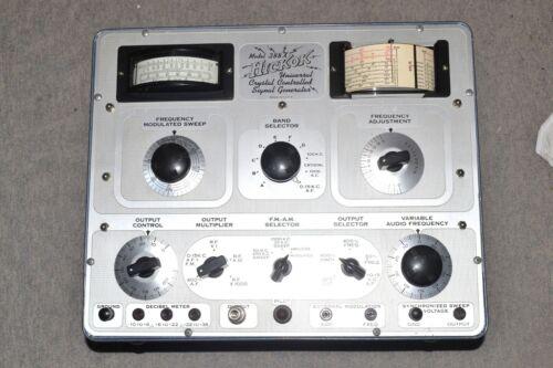 HICKOK 288-X RF-AUDIO UNIVERSAL SIGNAL GENERATOR pro serviced