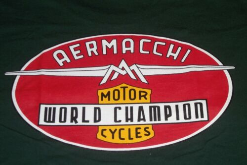 Green Aermacchi HD Sprint Sweatshirt.  Large and XLarge