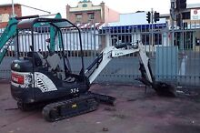 1.6t excavator dry hire $270 p/d call Kempsey Plant Hire East Kempsey Kempsey Area Preview