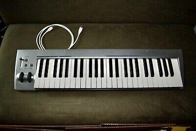 M-Audio KeyStudio MIDI Keyboard Controller 49-key w/USB Connector