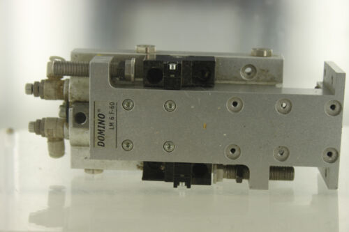 DOMINO LM6 F-60 PNEUMATIC LINEAR MODULE