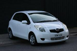 2006 Toyota Yaris YR Manual Hatchback