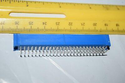 Amphenol 75867-108 50-pin 2.54mm Ra Shrouded Header New Quantity-5