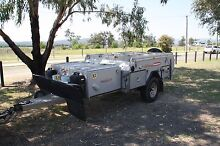 AORC Odyssey Export Signature off-road camper trailer 2007 Wavell Heights Brisbane North East Preview