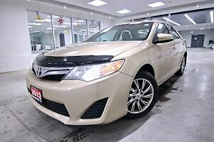 2012 Toyota Camry  LE UPGRADE, ONE OWNER, CLEAN CARPROOF, NON SM