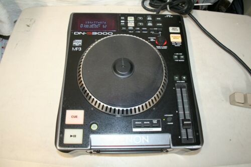 Denon DN-S3000 Table Top DJ CD Player