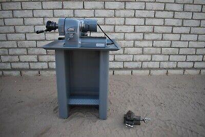 Used Hardinge Precision Speed Lathe Hsl-59 W Rockwell Attachment