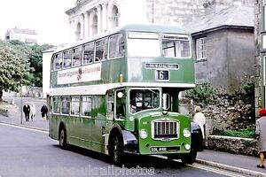 Southern Vectis 618 GDL816E Bristol FLF Bus Photo Ref P752